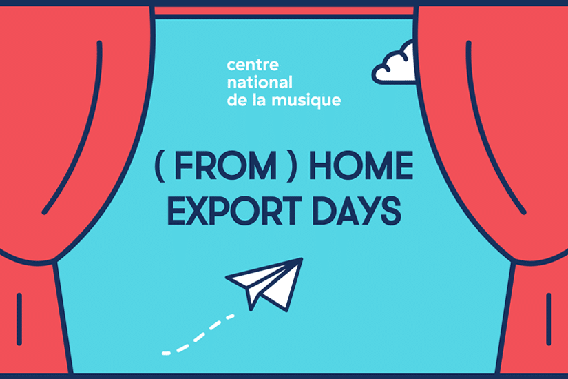 The CNM produces an online series entitled (From) Home Export Days.