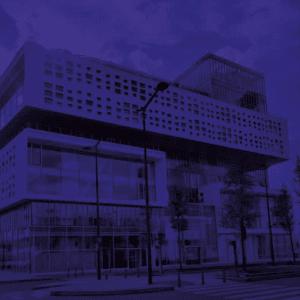 Les locaux du CNM au 151 - 157 avenue de France, Paris 13e - téléchargez le rapport d'activité 2021 du CNM