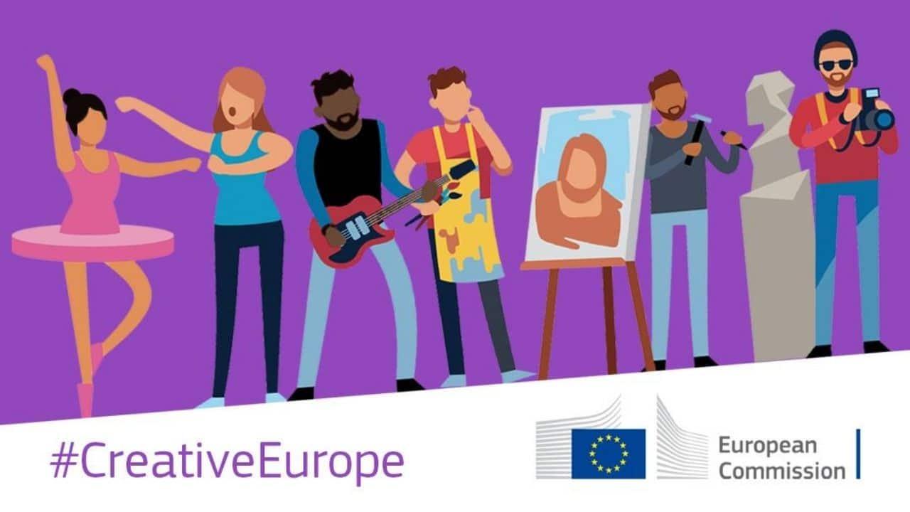 accompagnement culturel  européen 2021-2027 musique, variétés, spectacle vivant - CNM