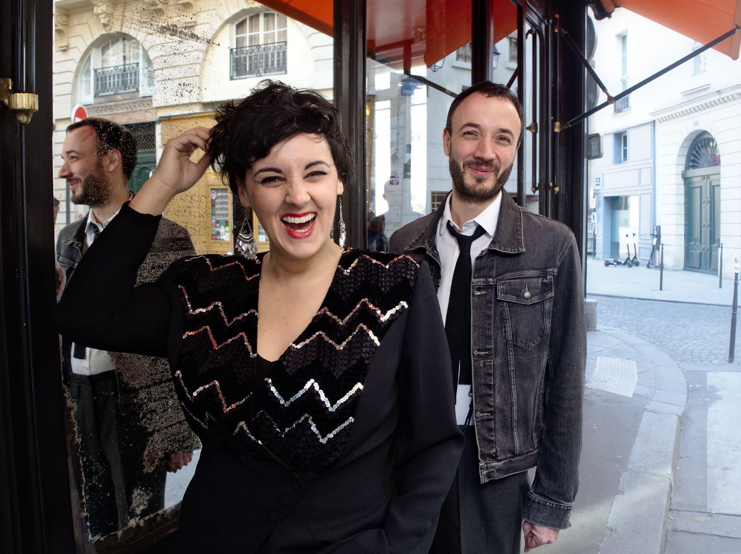 Jazz Export Days : Marion Rampal & Pierre-François Blanchard