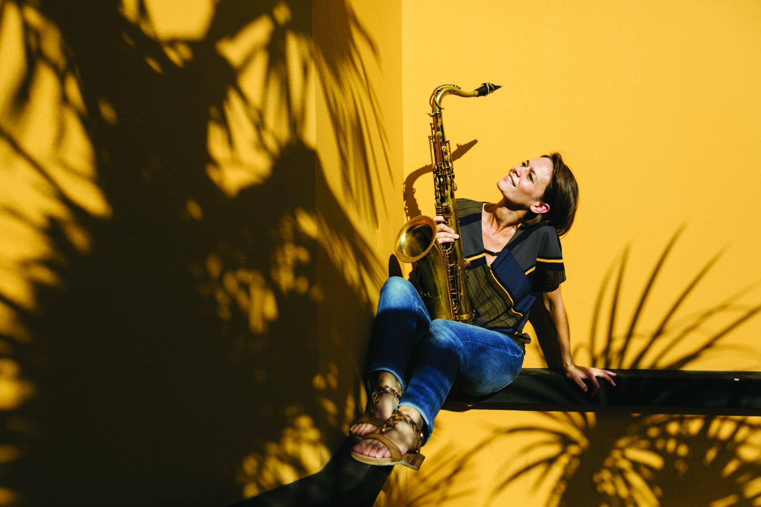 Jazz Export Days : Sophie Alour