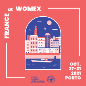 France at WOMEX 2021